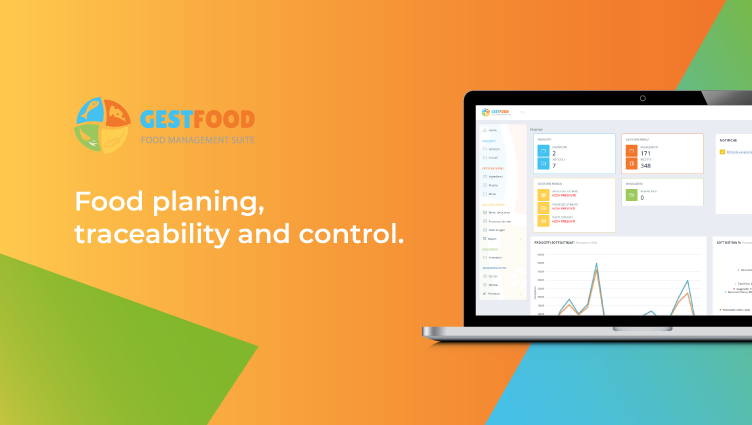 Gestfood: food planning, traceability and control