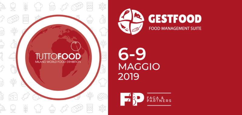F&P presenta Gestfood all'evento Tuttofood!