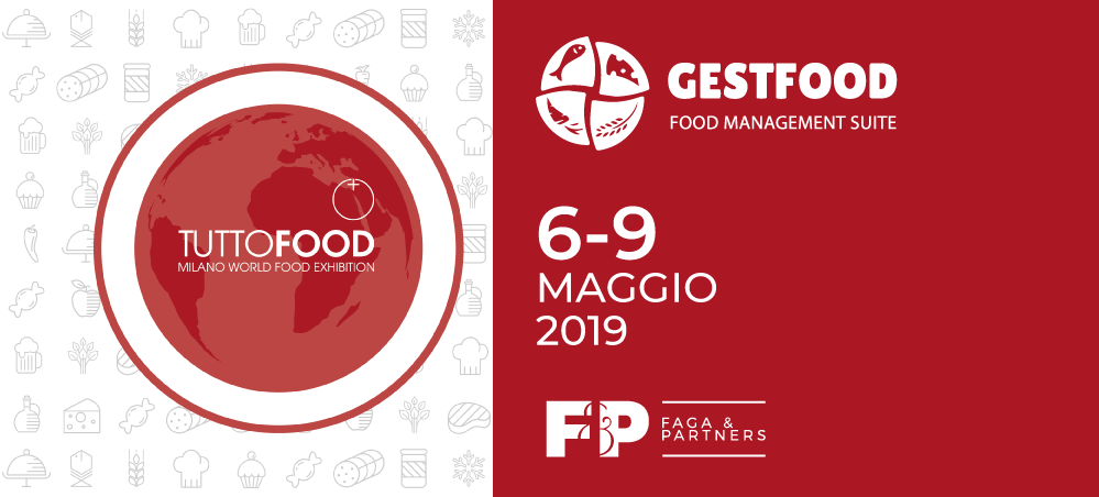 F&P presenta Gestfood all'evento Tuttofood!